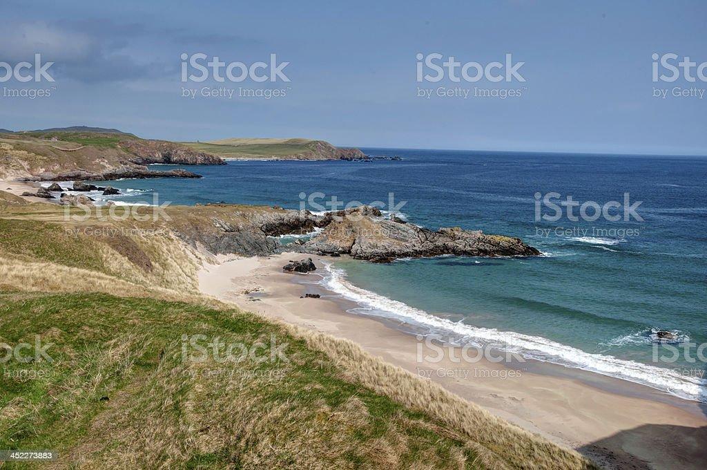 North coast royalty-free stock photo