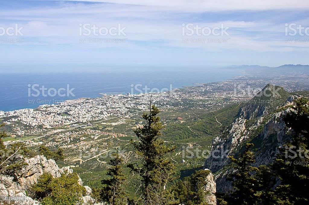 North Cyprus stock photo