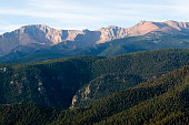 North Face of Pikes Peak