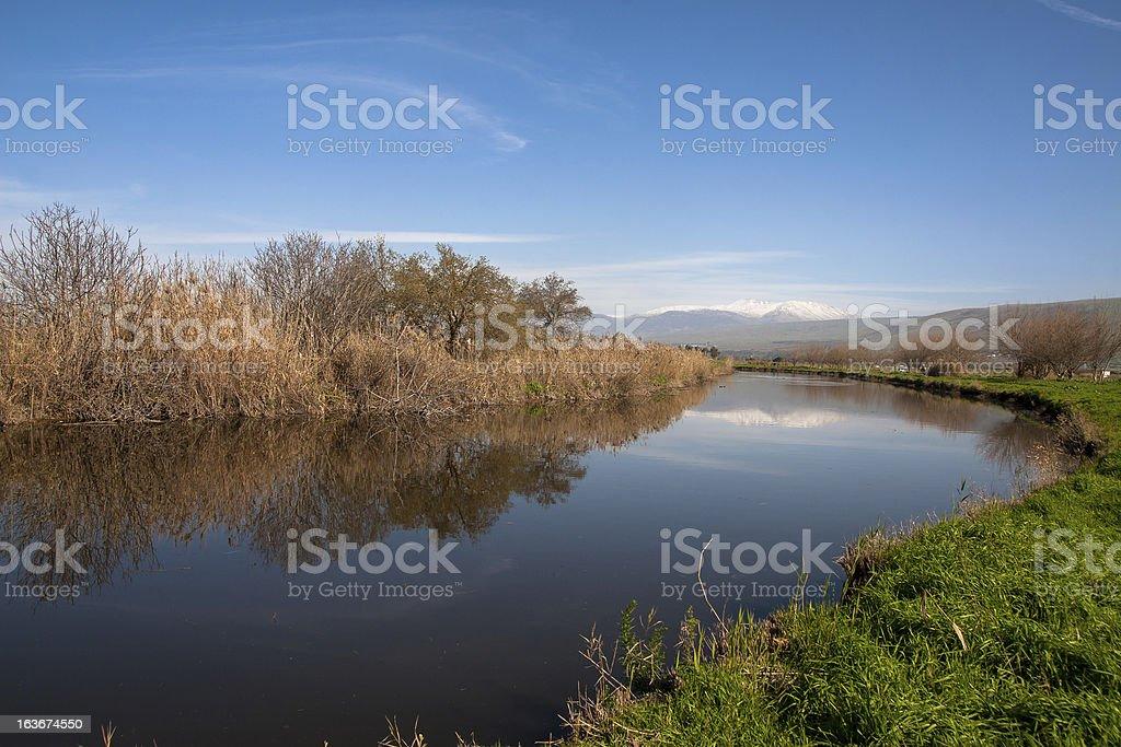 North Galilee, Israel stock photo