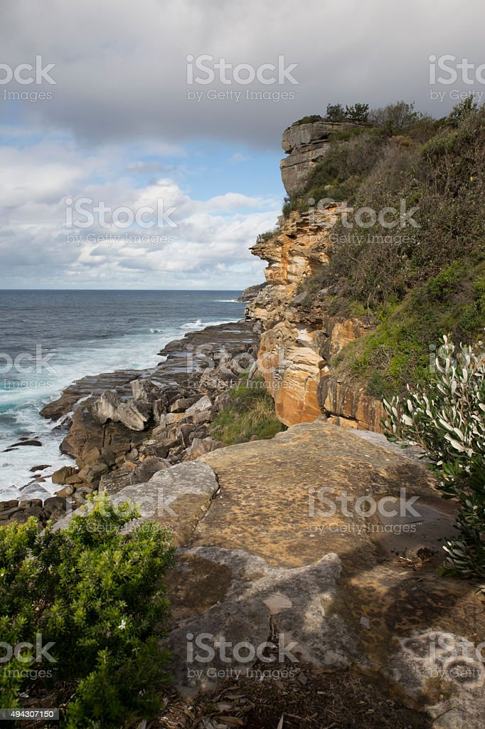 North Head stock photo
