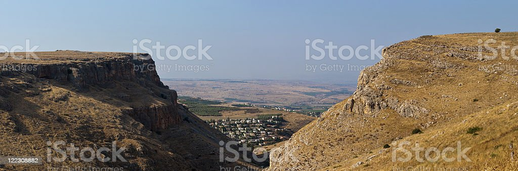 North Israel . stock photo