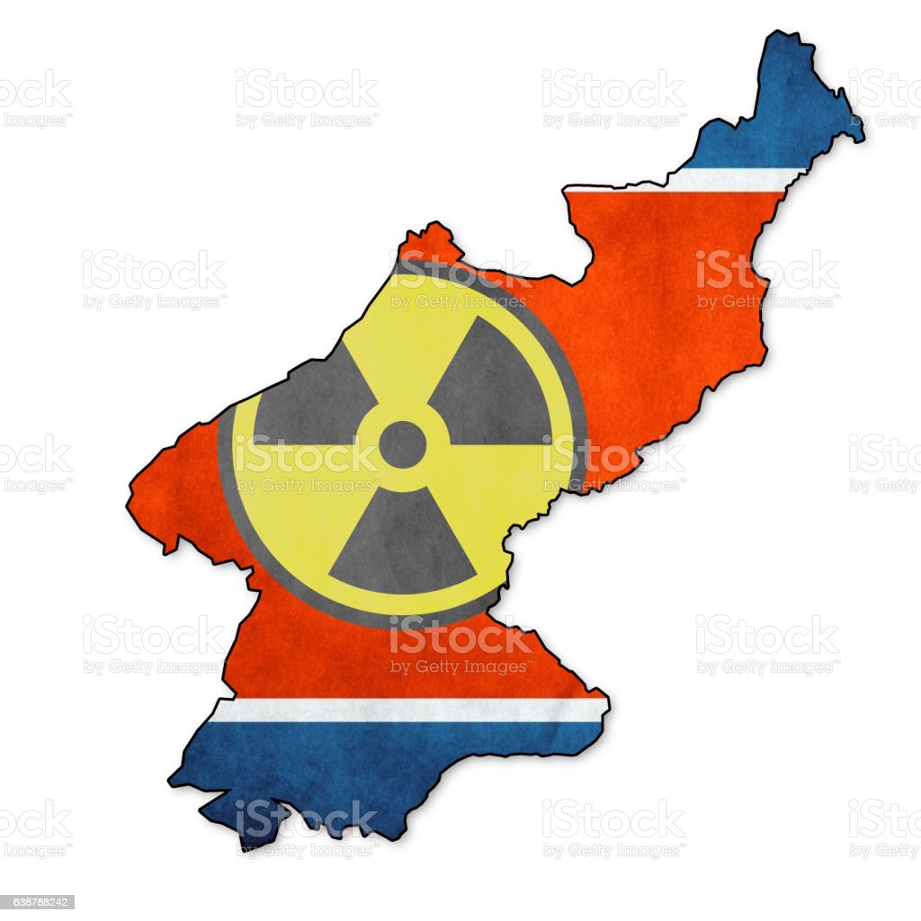 North korea stock photo