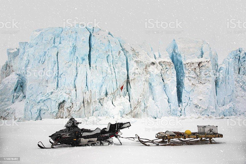 North Pole royalty-free stock photo
