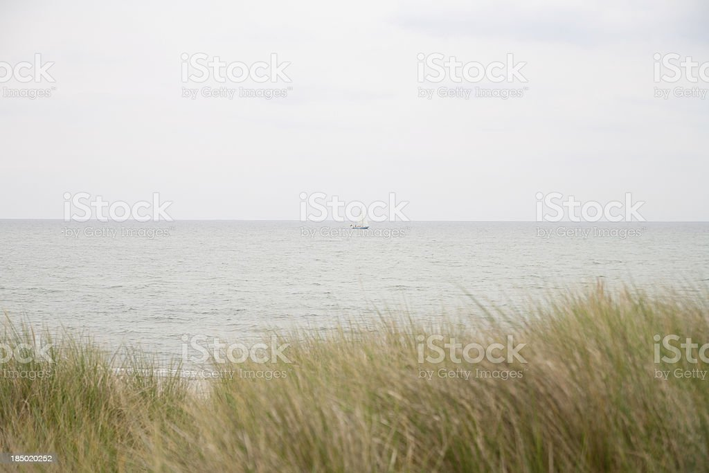 Nordsee stock photo