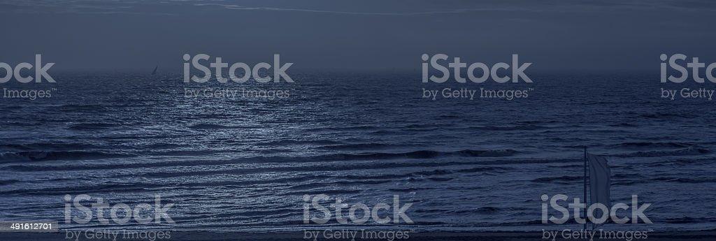 North Sea stock photo