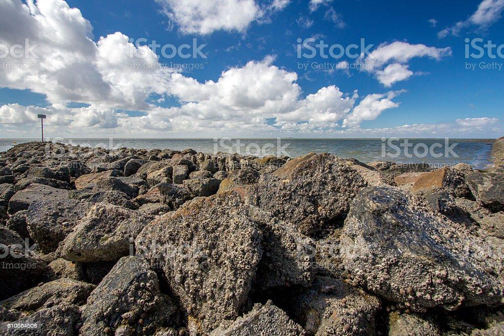 North Sea, Schleswig-Holstein! stock photo
