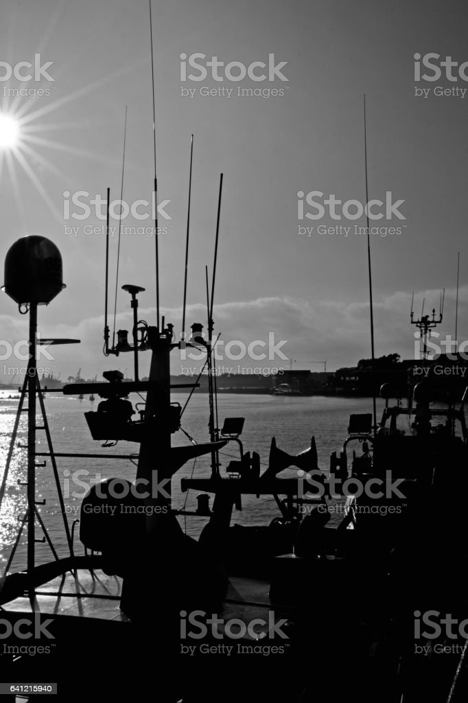 North Shields stock photo