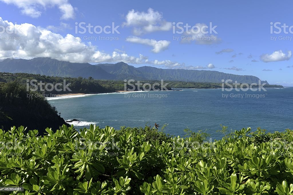 North Shore - Kauai royalty-free stock photo