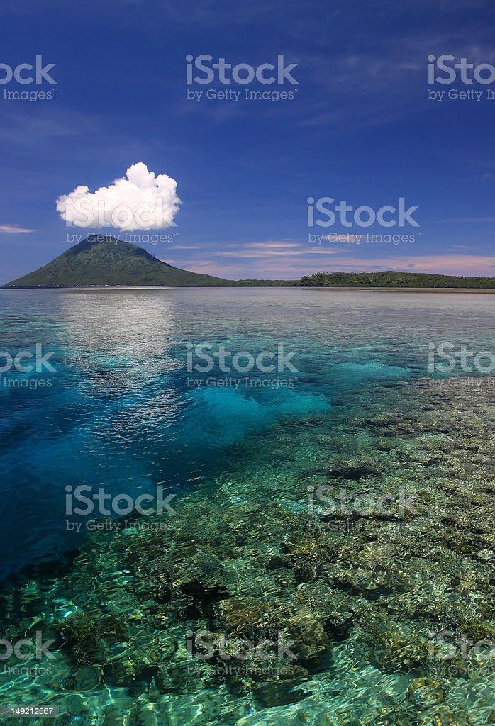 North Sulawesi indonesia stock photo