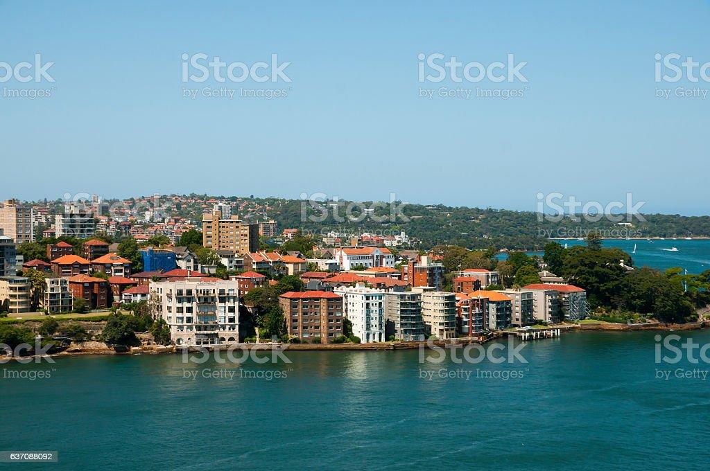 North Sydney - Australia stock photo