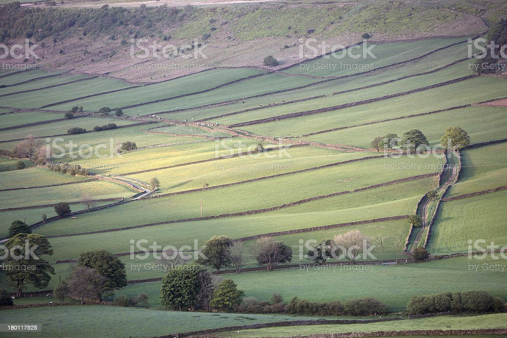 North York Moors National Park royalty-free stock photo
