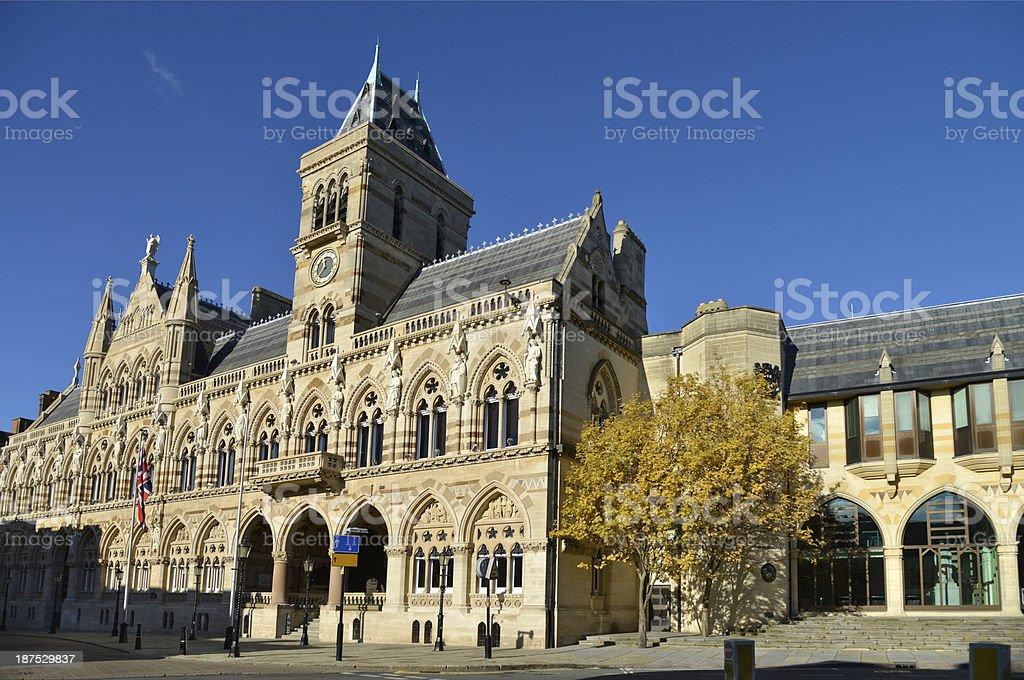Northampton town hall. England UK. stock photo