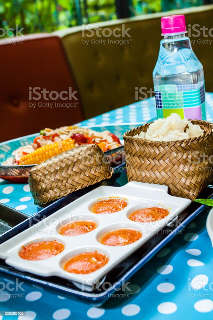 Northeastern food stock photo