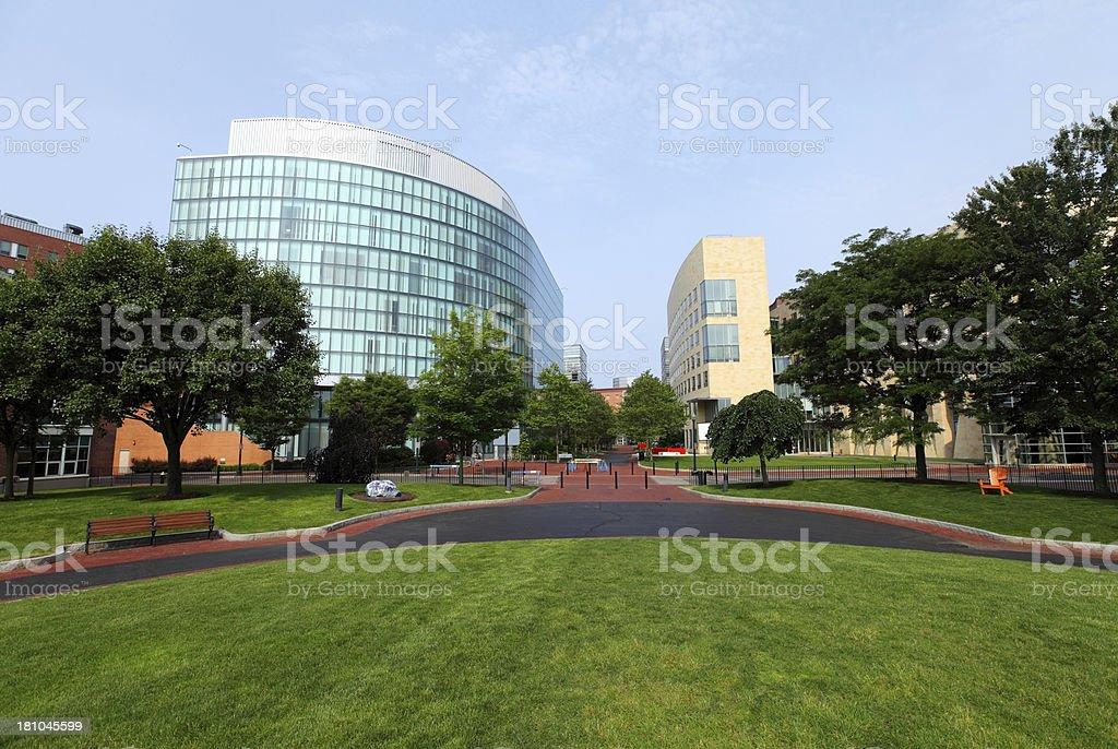 Northeastern University stock photo