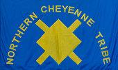 Northern Cheyenne Tribe flag