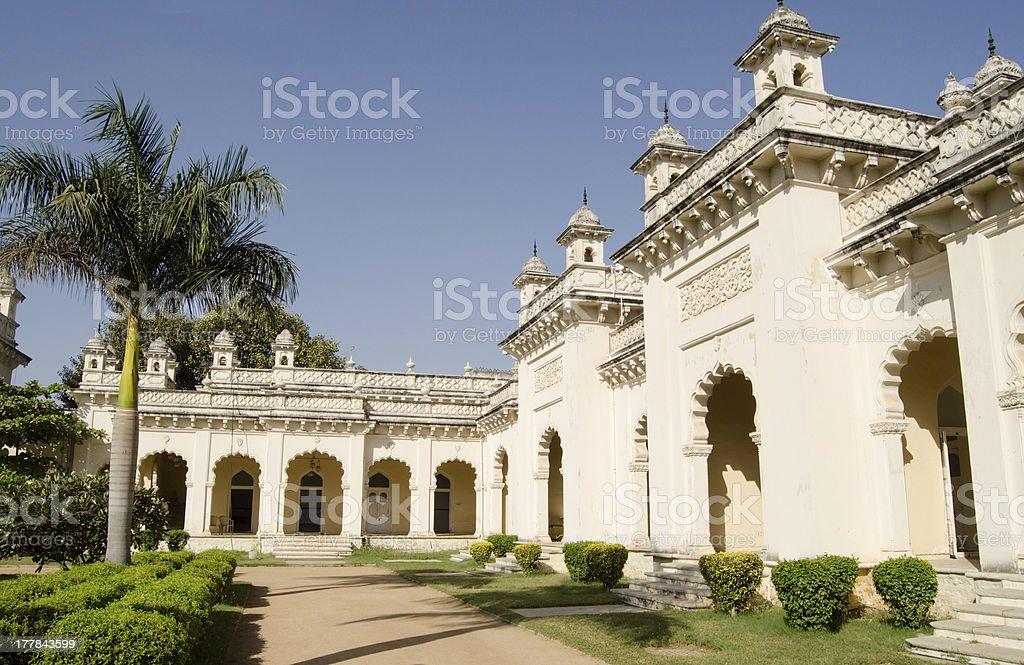 Northern Courtyard, Chowmahalla Palace stock photo