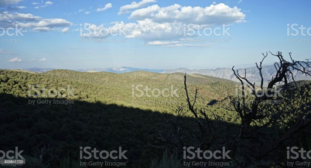 Northern Death Valley National Park stock photo