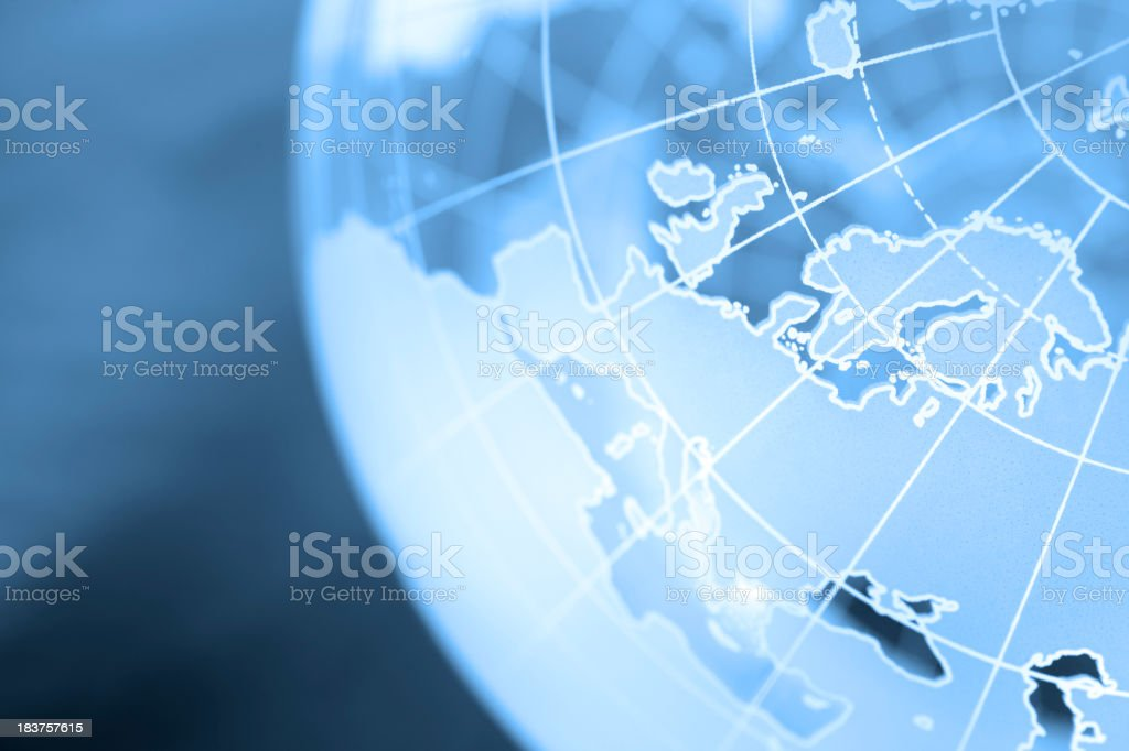 Northern Europe royalty-free stock photo