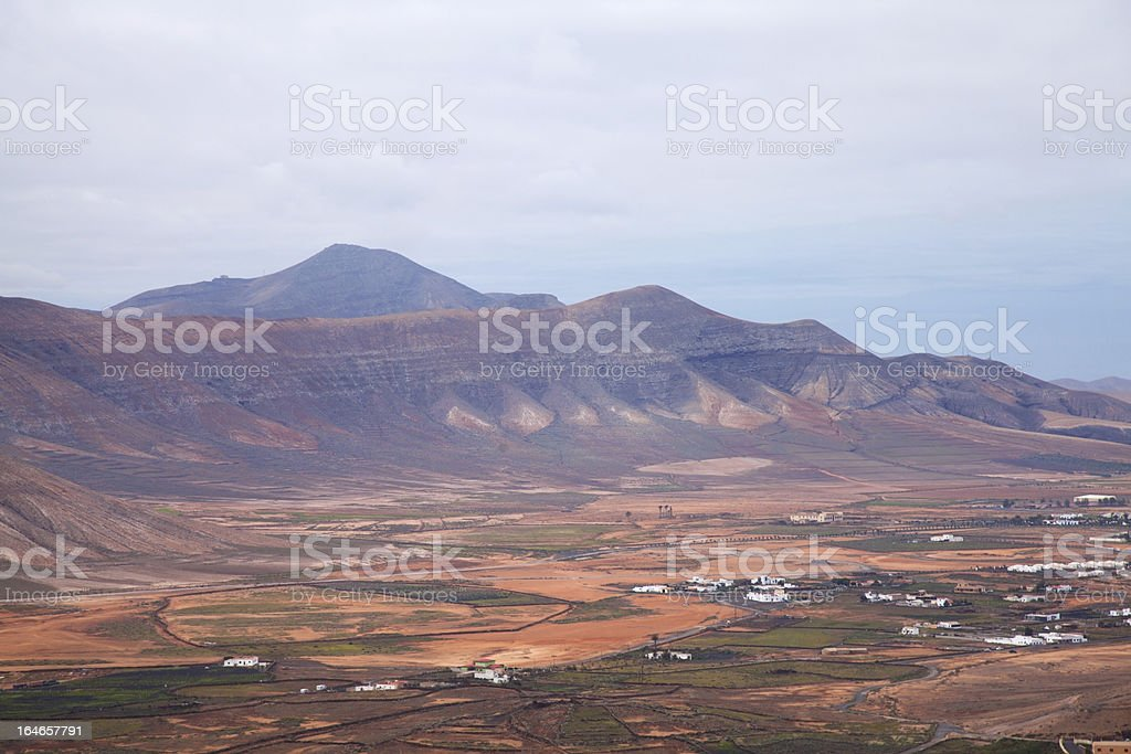 Northern Fuerteventura, Canary Islands stock photo