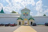 Northern (Catherine's) gates of Holy Trinity Ipatyevsky Monastery, Kostroma, Russia