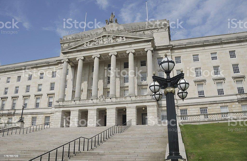 Northern Ireland Assembly royalty-free stock photo