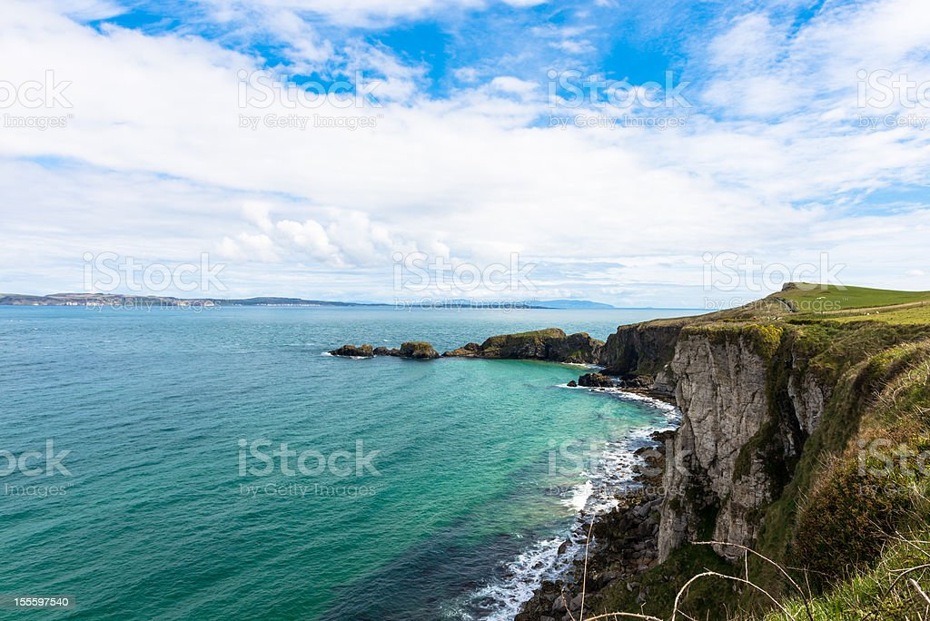Northern Ireland royalty-free stock photo
