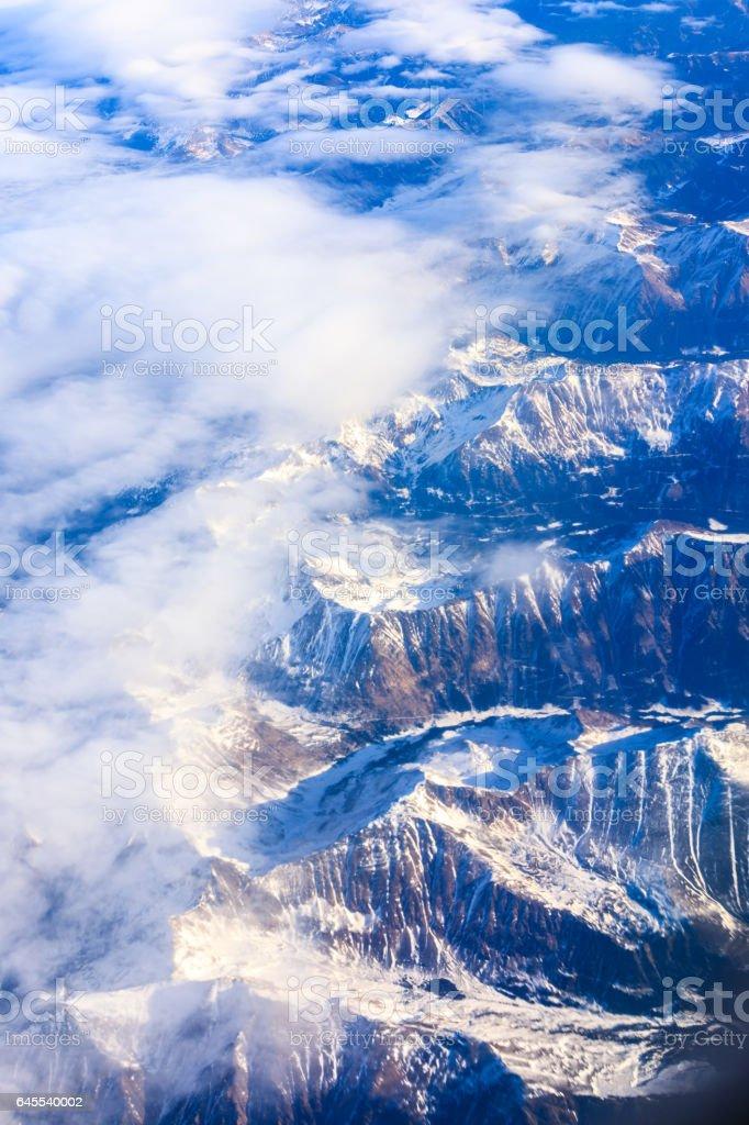Northern Limestone Alps stock photo