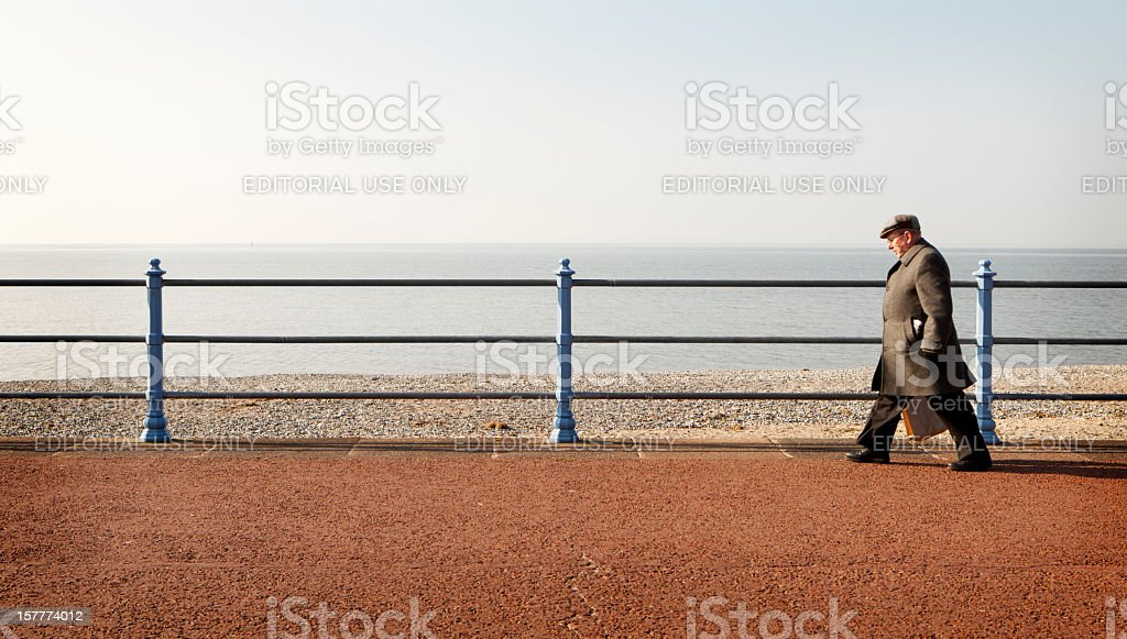 Northern Promenade royalty-free stock photo
