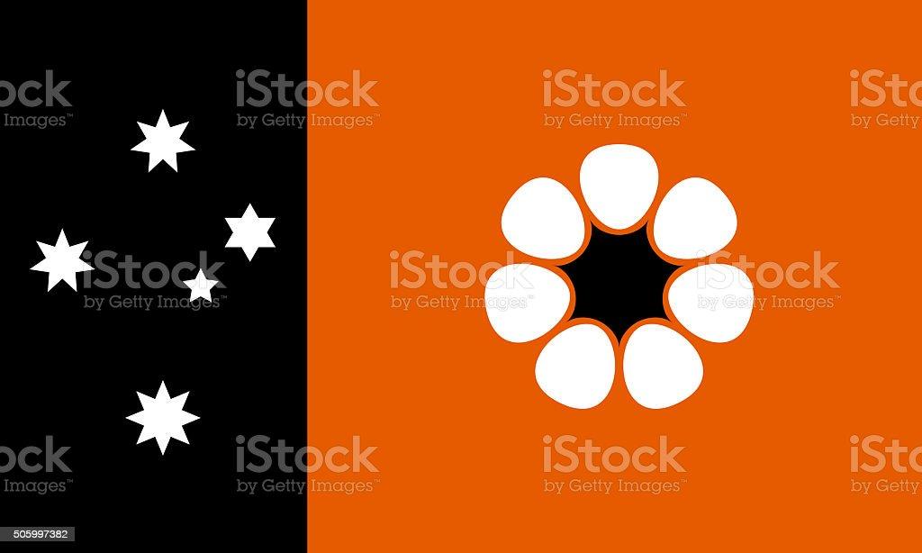 Northern_Australian_Territory stock photo