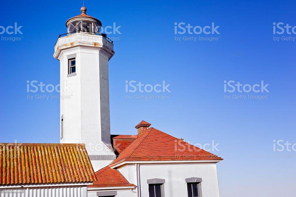 Northwest Lighthouse stock photo