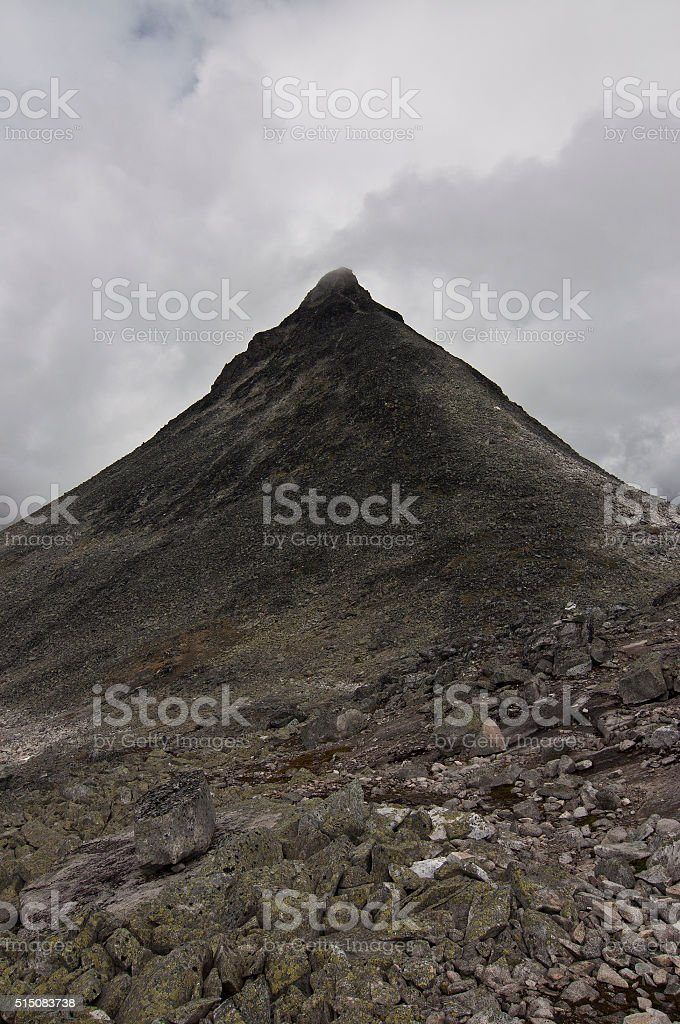 Norway, Jotunheimen  National Park stock photo