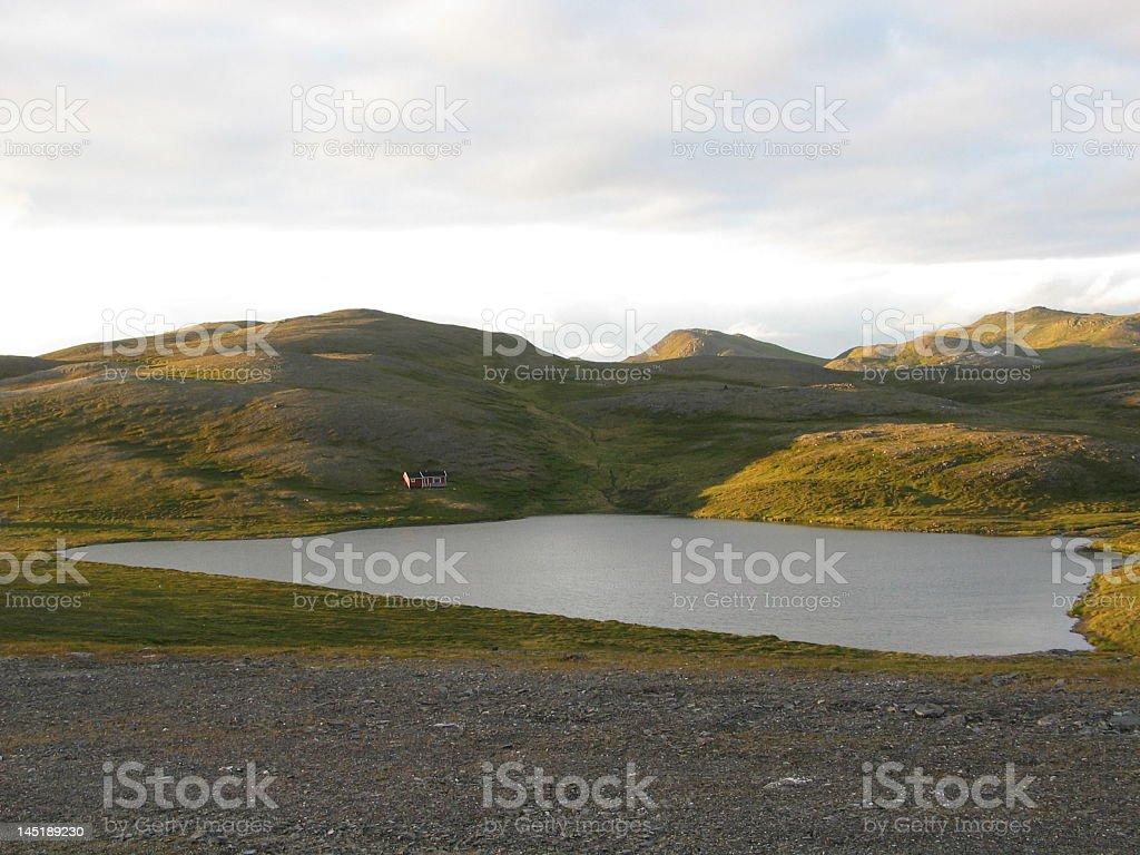 Норвегия Озеро Стоковые фото Стоковая фотография