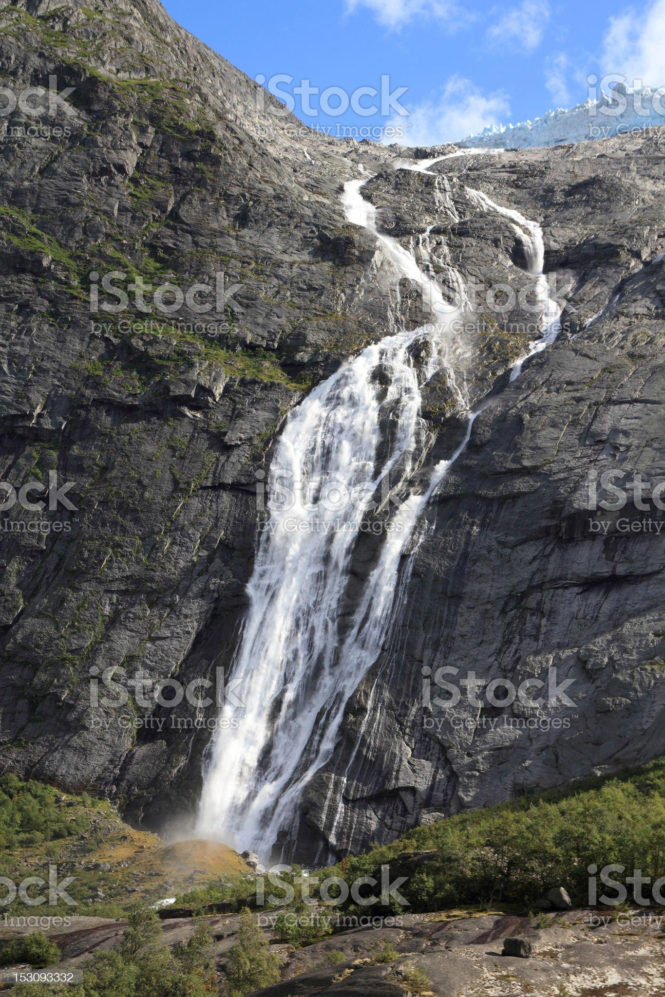 Norway landscape royalty-free stock photo