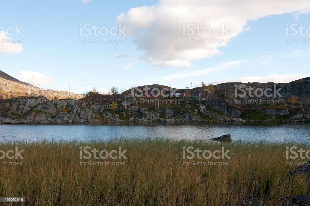 Norway. Norwegian nature stock photo