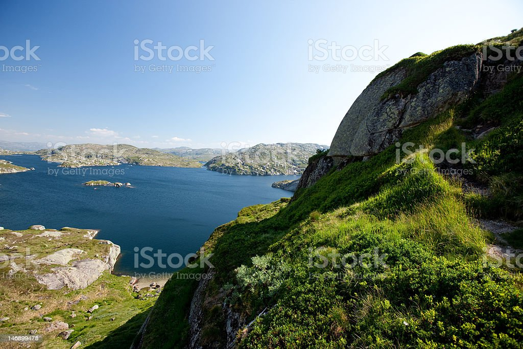 Norway royalty-free stock photo