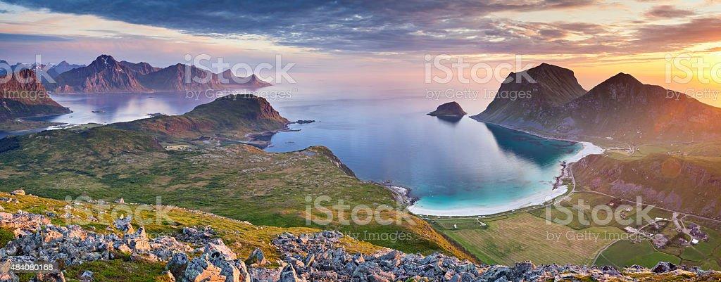 Norway. stock photo