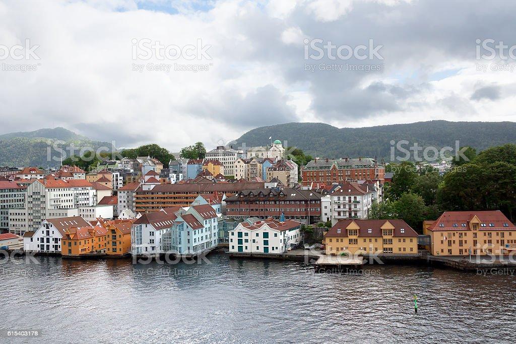 Norway. Stavanger. stock photo