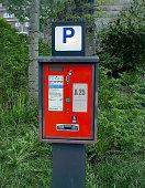 Norwegian Parking Meter