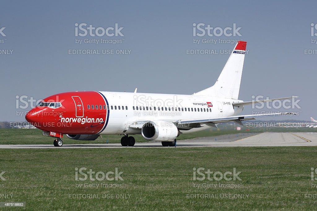 Norwegian stock photo