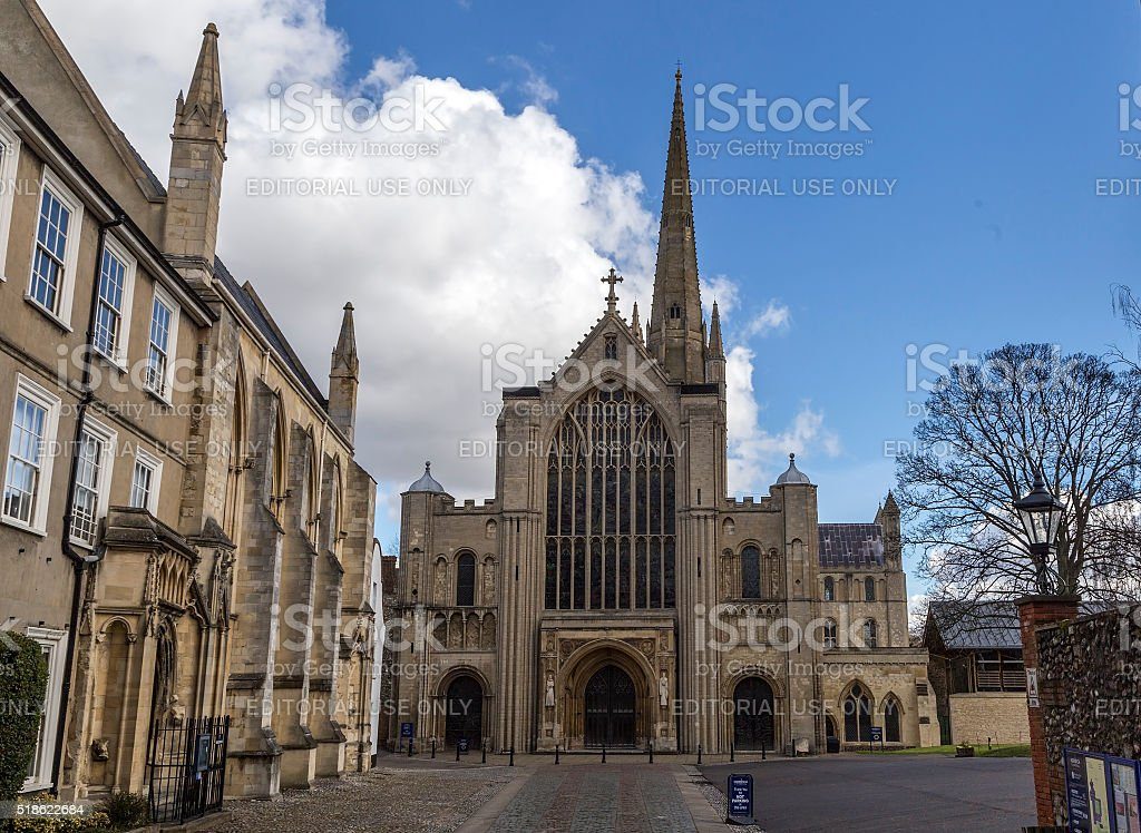 Norwich stock photo