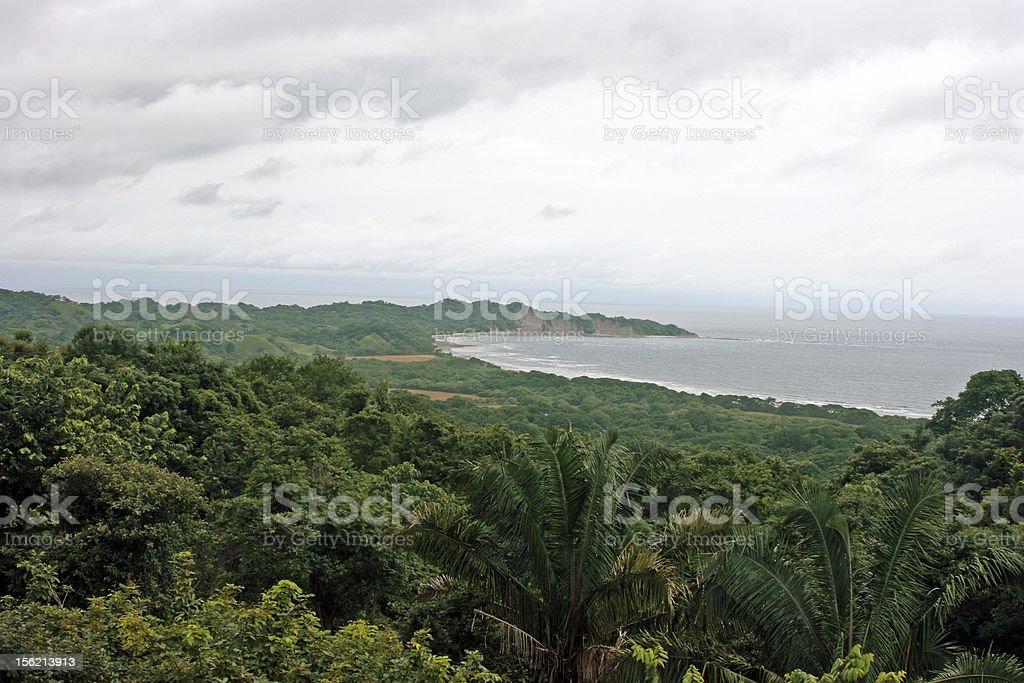 Nosara in Costa Rica stock photo