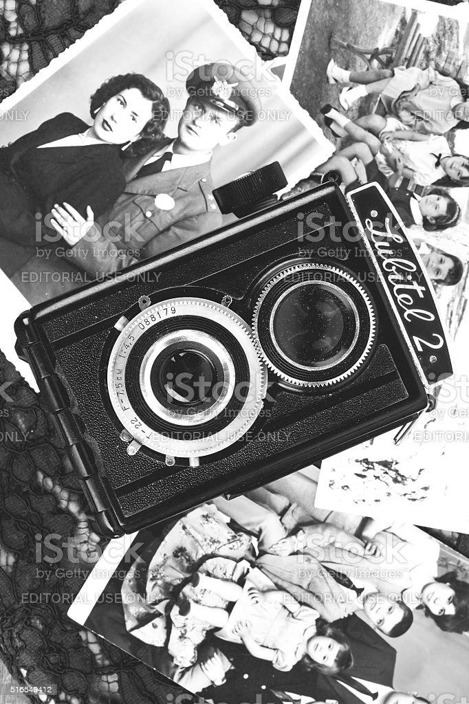 Nostalgia stock photo