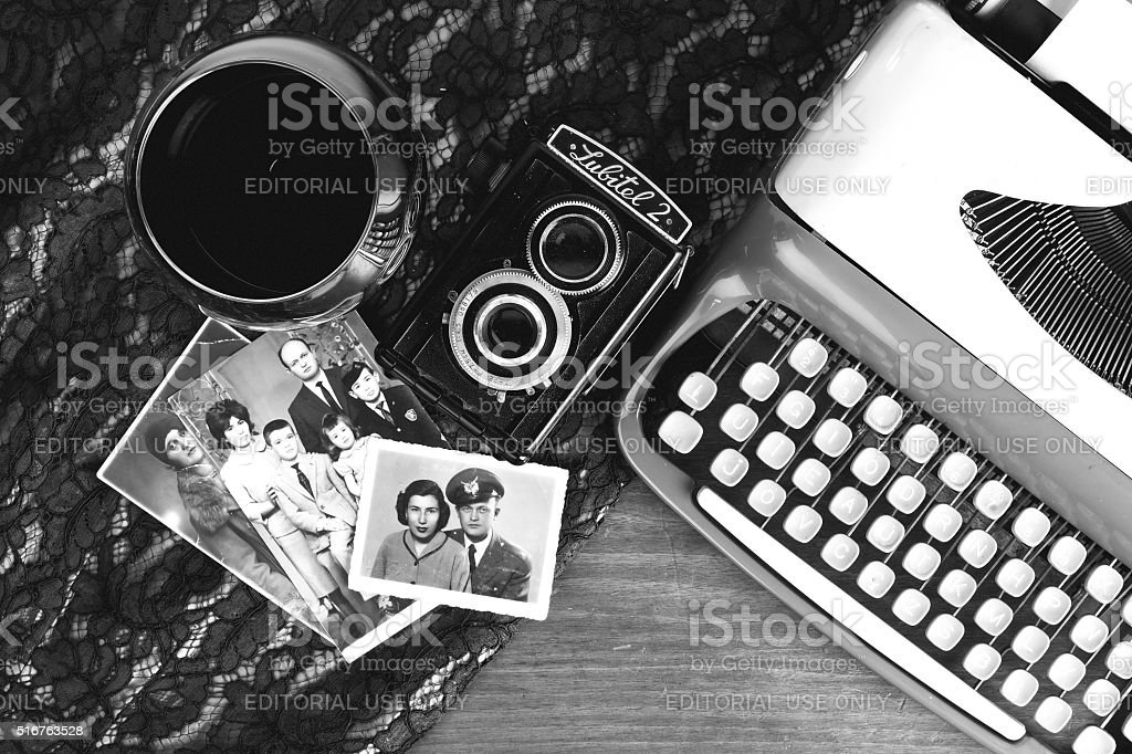 Nostalgia stock photo