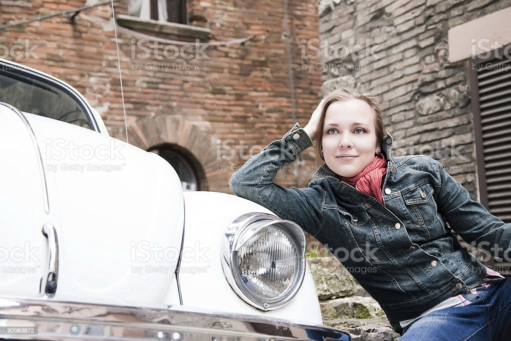Nostalgia royalty-free stock photo