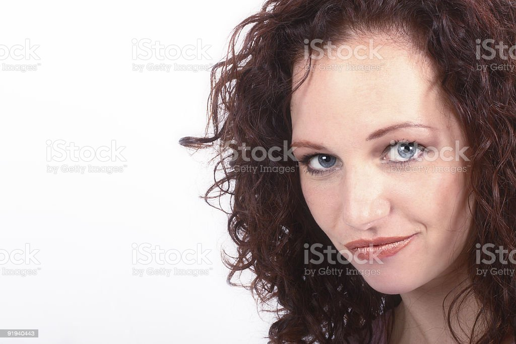 Not Convinced royalty-free stock photo