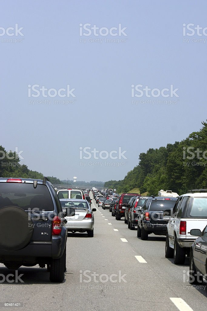 not going anywhere royalty-free stock photo