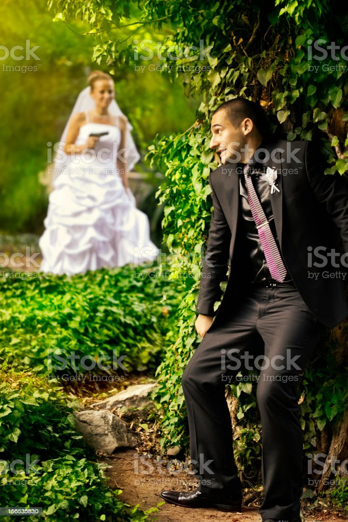 Not like I planned it stock photo