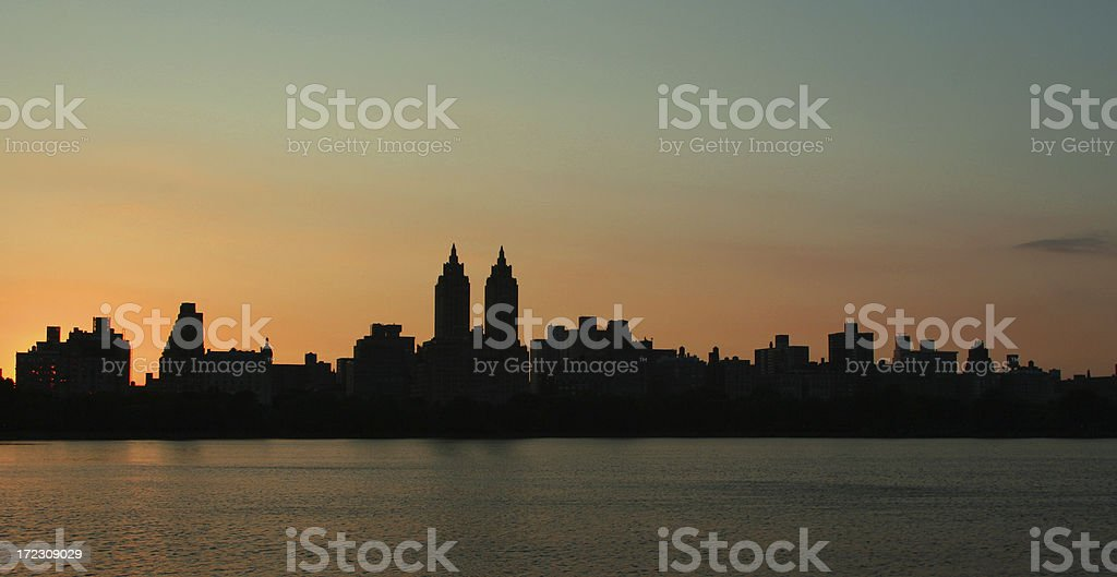 not your ordinary nyc skyline royalty-free stock photo