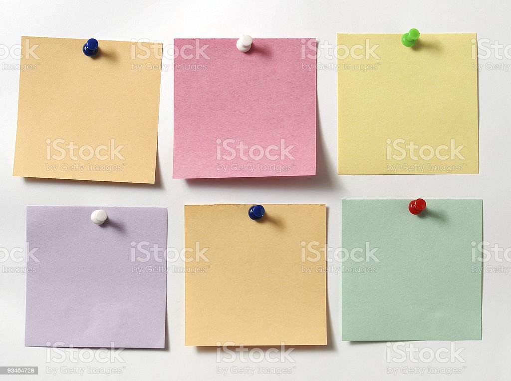 note color royalty-free stock photo